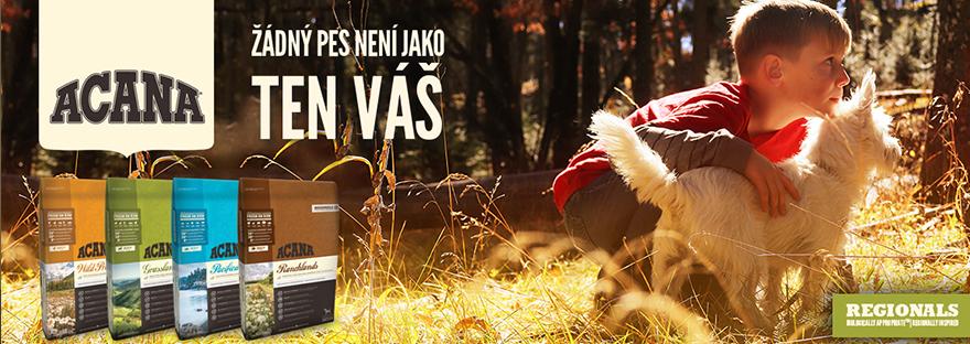 Acana - špičkové Kanadské krmivo je jedno z nejoceňovanějších krmiv na světe, které respektuje psy a kočky jako masožravce.